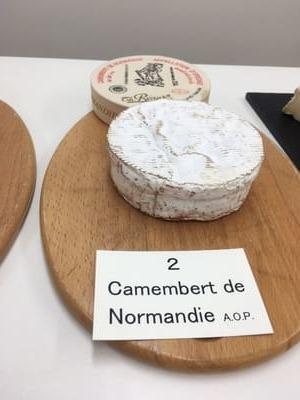 カマンベール・ド・ノルマンディー