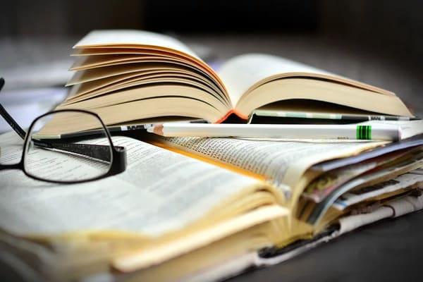 教科書や本