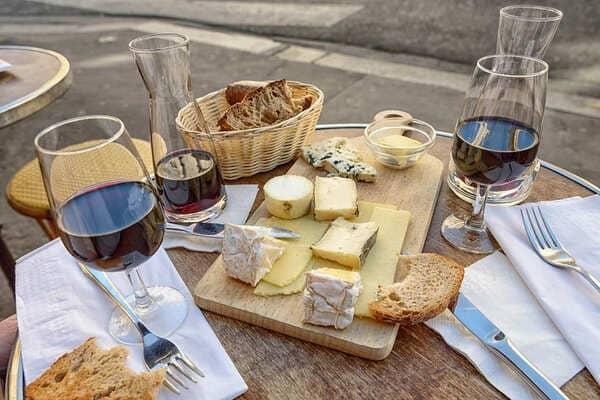 ワインとチーズの合わせ方