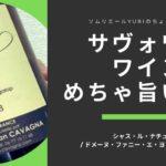 サヴォワ地方ワイン、ジャケールを飲んでみた【シャス・ル・ナチュレル / ドメーヌ・ファニー・エ・ヨアン・カヴァニャ】
