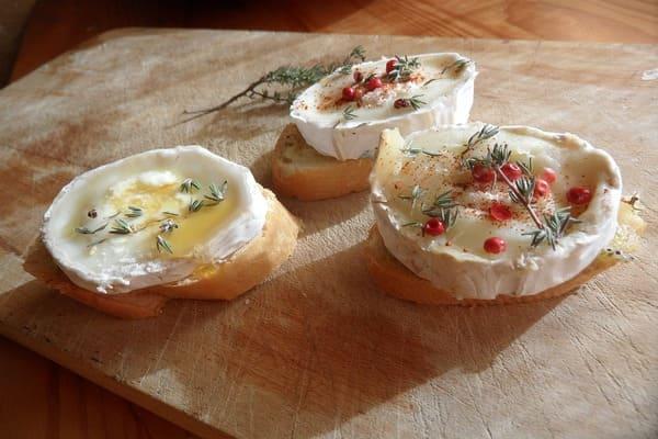 山羊乳製チーズ