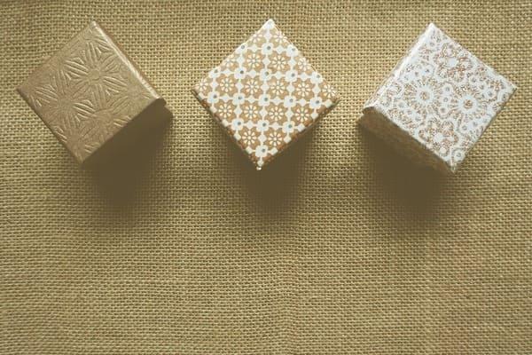 正方形の箱