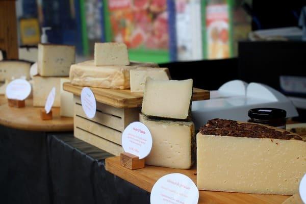 イタリア産チーズ