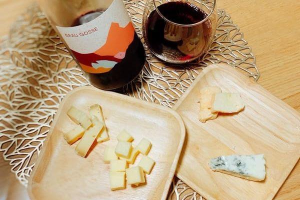 カベルネ・フラン×ナチュラルチーズ