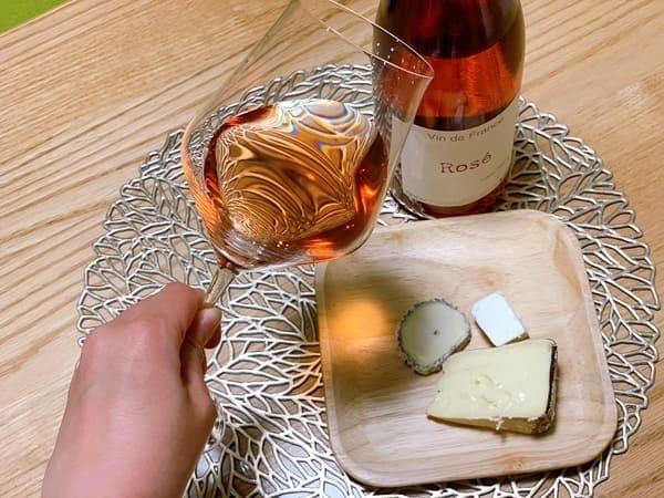 ルドヴィック・シャンソン ロゼ チーズ