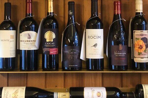 ワインボトルが選ぶ
